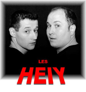 LES HEIY affiche
